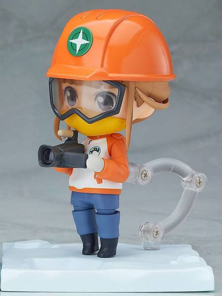 A Place Further Than the Universe figurine Nendoroid Hinata Miyake Good Smile