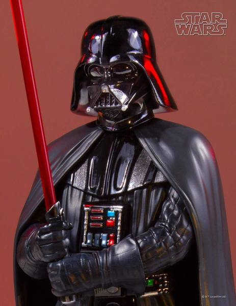 Star Wars statue Collectors Gallery Darth Vader Gentle Giant