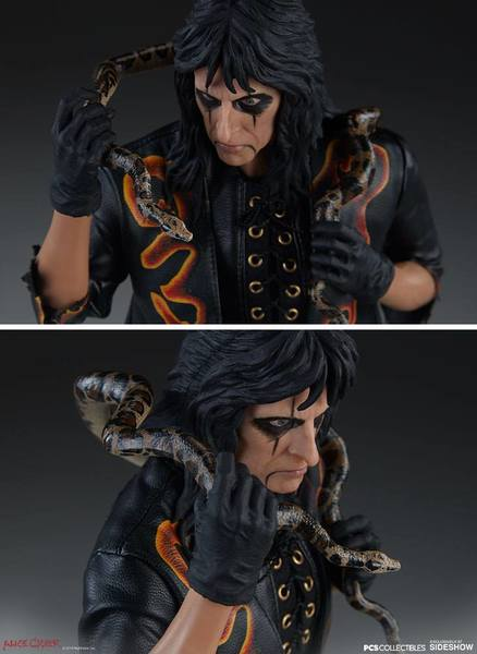 "Alice Cooper figurine 12"" 30 cm Pop Culture Shock"
