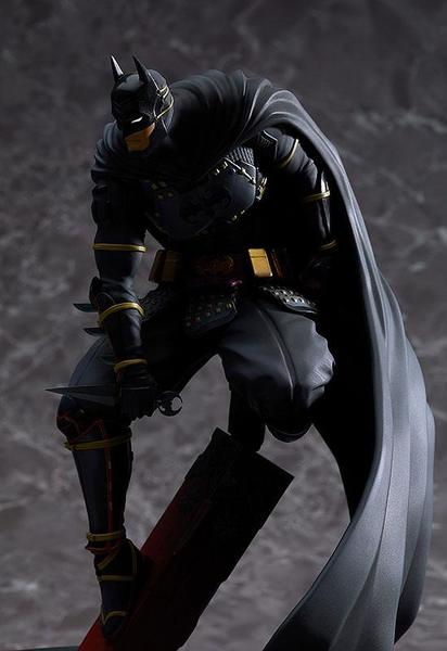 Batman Ninja statue Ninja Batman Good Smile