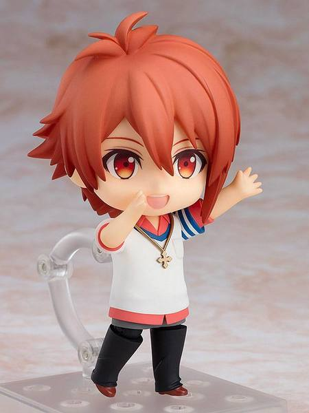 Idolish7 figurine Nendoroid Riku Nanase Orange Rouge