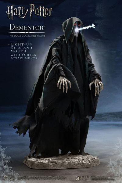 "Harry Potter My Favourite Movie figurine Dementor Deluxe 12"" Star Ace"
