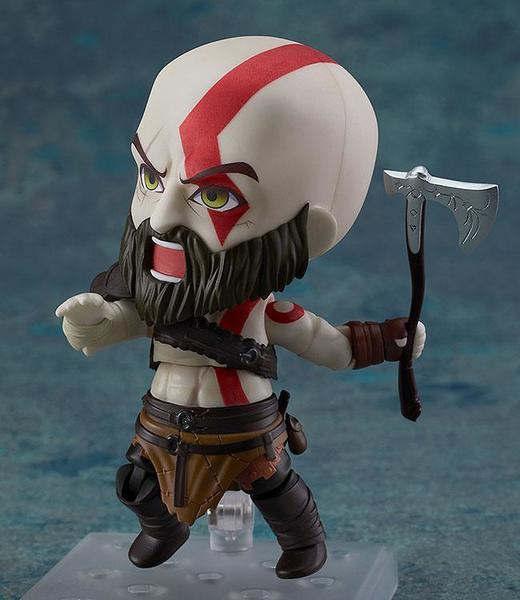 God of War figurine Nendoroid Kratos Good Smile Company