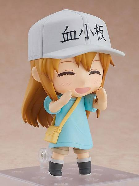 Cells at Work! figurine Nendoroid Platelet Good Smile
