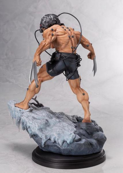 Marvel Comics Fine Art statue Weapon X Kotobukiya