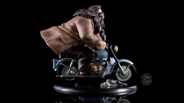 Harry Potter diorama Q-Fig MAX Harry Potter & Rubeus Hagrid Quantum Mechanix