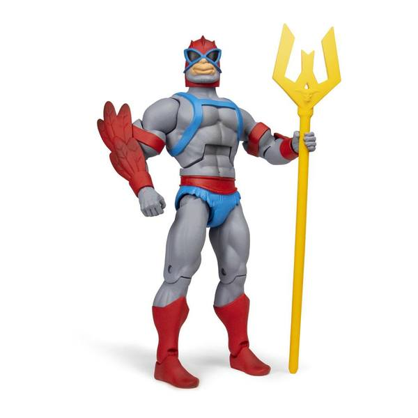 Masters of the Universe Classics figurine Club Grayskull Wave 4 Stratos Super 7 MOTU