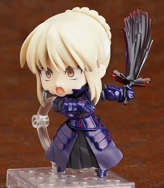 Fate/Stay Night figurine Nendoroid Saber Alter Super Movable Edition Good Smile