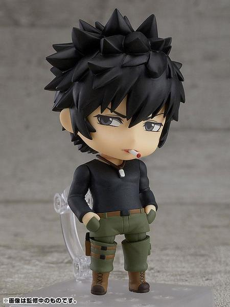 Psycho-Pass Sinners of the System figurine Nendoroid Shinya Kogami SS Orange Rouge