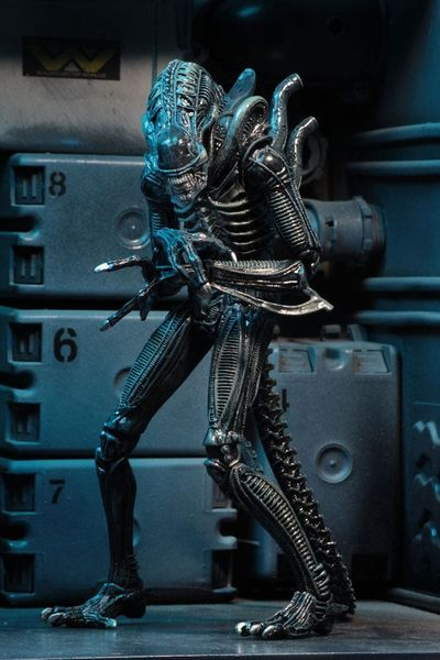 Aliens : 2 figurines 23 cm Ultimate Warrior Neca