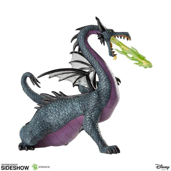 Disney Showcase Collection statue Maleficent Dragon La Belle au bois dormant Enesco