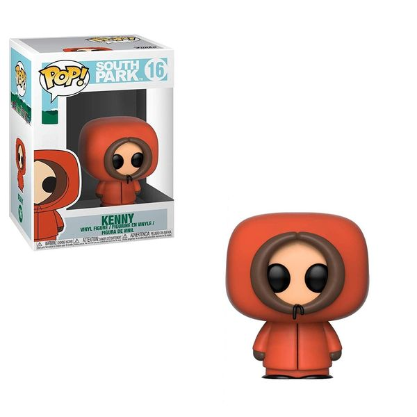 South Park Figurine POP! TV Vinyl Kenny Funko