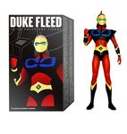 Goldorak (Grendizer) statue Pilot Series Duke Fleed Actarus Move the Gadget
