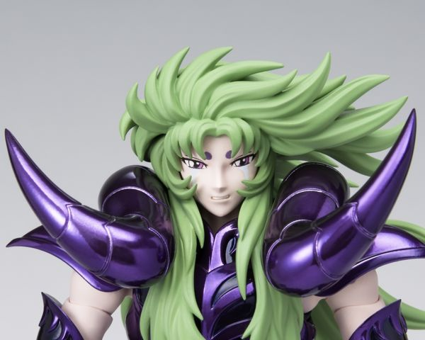 Saint Seiya Myth Cloth Ex Aries Shion Surplis Bandai