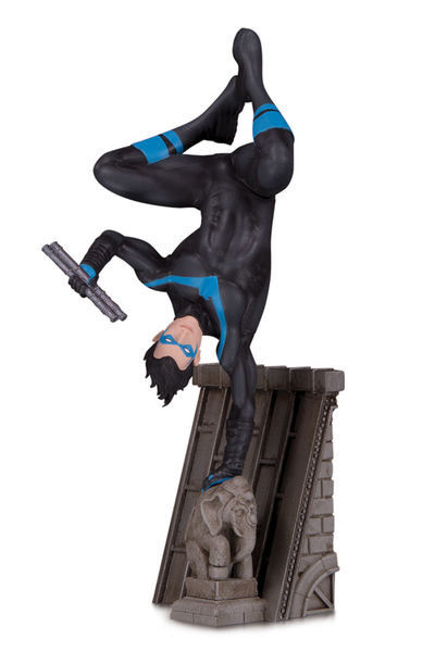 Bat-Family statue Nightwing partie 4 sur 5 Batman DC Collectibles