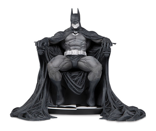 Batman Black & White statue Batman by Marc Silvestri DC Collectibles