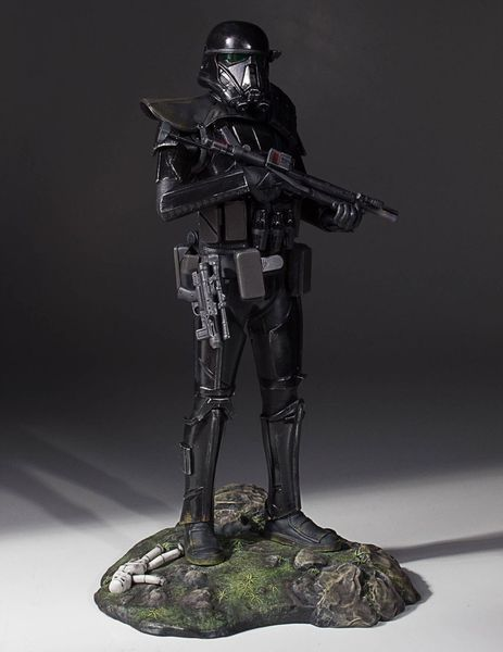 Star Wars Rogue One statue Collectors Gallery Death Trooper Specialist Gentle Giant