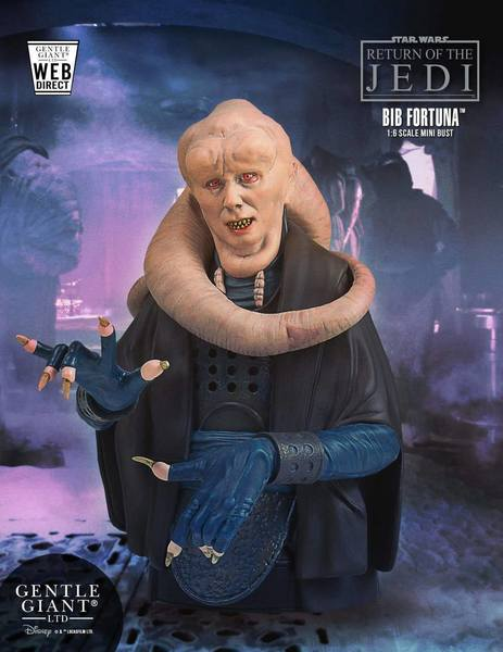 Star Wars Episode VI buste Bib Fortuna Gentle Giant