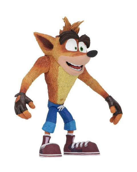 Crash Bandicoot figurine Neca