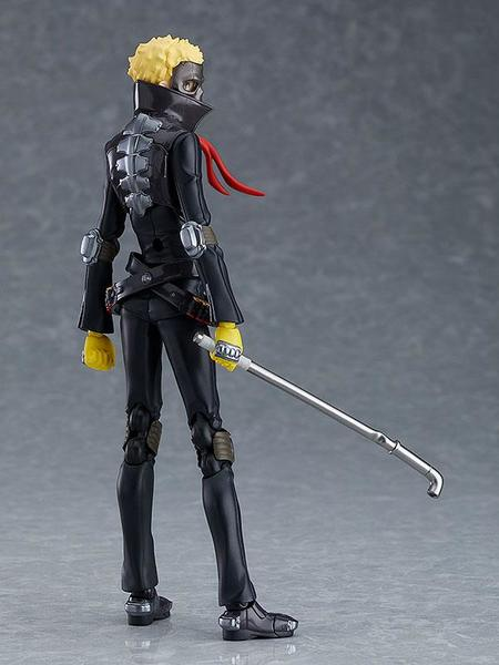Persona 5 The Animation figurine Figma Skull 15 cm