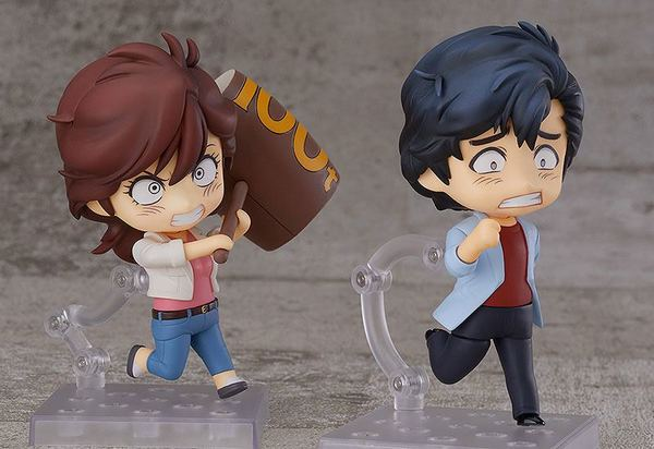 Nicky Larson City Hunter the Movie: Shinjuku Private Eyes figurine Nendoroid Kaori Makimura Laura10 cm