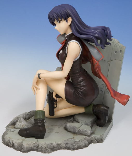 Evangelion 1.0 You Are (Not) Alone statuette PVC 1/6 Misato Katsuragi: RE 19 cm