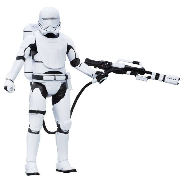Star Wars Episode VII Black Series 2016 Wave 1 First Order Flametrooper