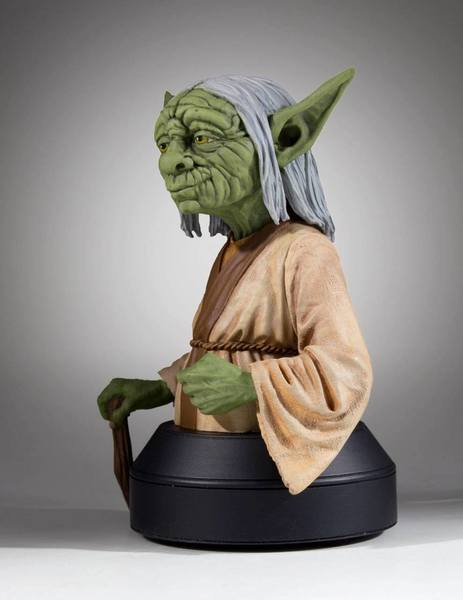Star Wars buste 1/6 Yoda Concept Series SDCC 2018 Exclusive 16 cm
