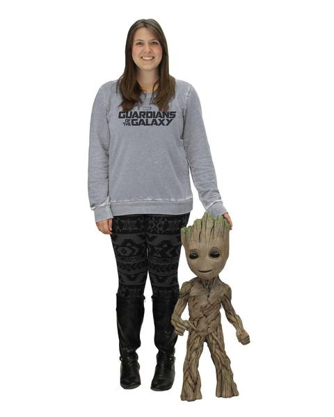 Les Gardiens de la Galaxie Vol. 2 figurine Groot (mousse/latex) 76 cm