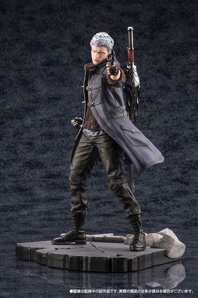 Devil May Cry 5 statuette PVC ARTFXJ 1/8 Nero 27 cm