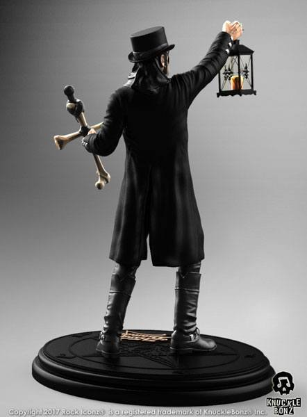 Mercyful Fate statuette Rock Iconz 1/9 King Diamond 20 cm