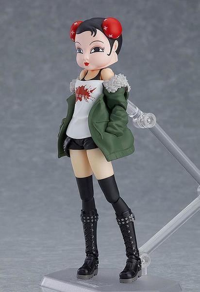 Persona 5 The Animation figurine Figma Futaba Sakura Max Factory