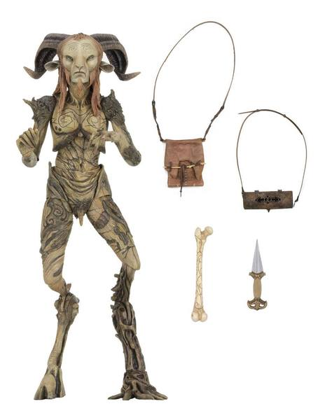 Guillermo del Toro figurine Signature Collection Faun Le Labyrinthe de Pan Neca