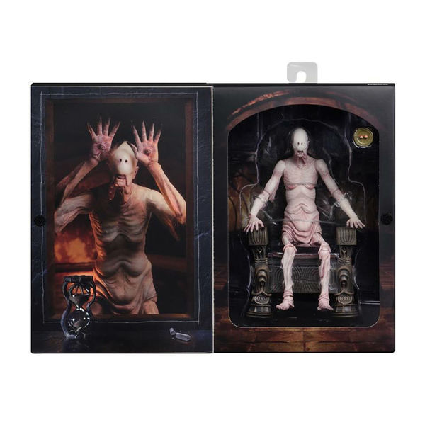 Guillermo del Toro figurine Signature Collection Pale Man Le Labyrinthe de Pan Neca