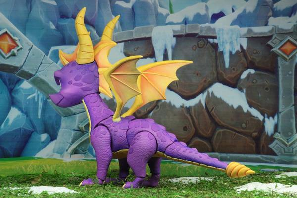 Spyro the Dragon figurine Spyro 20 cm Neca