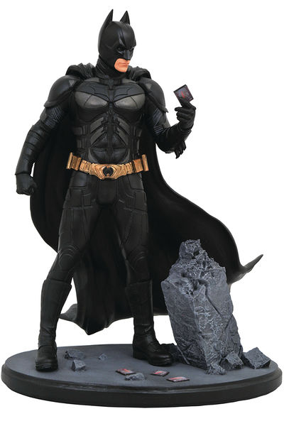 The Dark Knight DC Movie Gallery statue Batman D Select