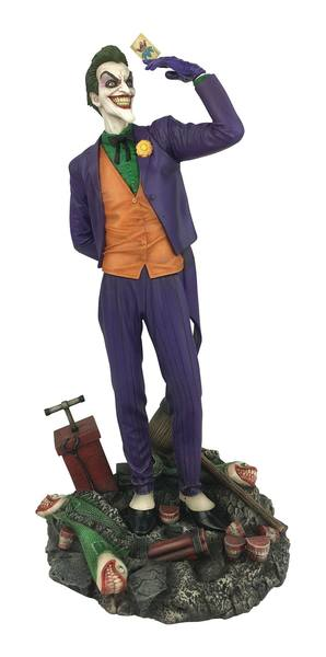 DC Comic Gallery diorama The Joker 23 cm