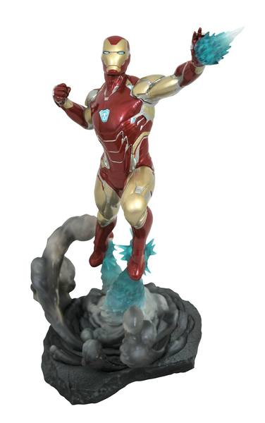 Avengers : Endgame diorama Marvel Movie Gallery Iron Man MK85 23 cm