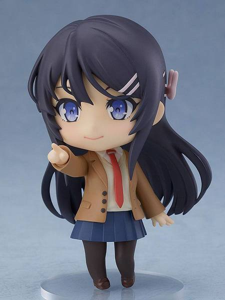 Rascal Does Not Dream of Bunny Girl Senpai Nendoroid figurine Mai Sakurajima Good Smile