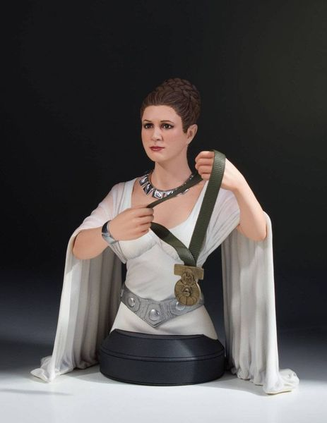 Star Wars A New Hope buste Leia Hero of Yavin Gentle Giant