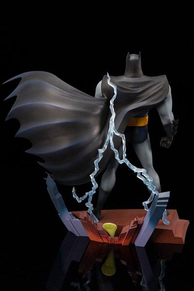 Batman The Animated Series statue ARTFX+ 1/10 Batman Opening Sequence Kotobukiya