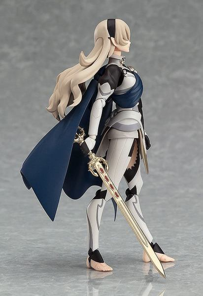 Fire Emblem Fates figurine Figma Corrin Female Good Smile Company