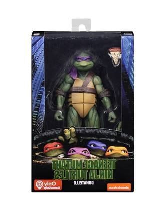Les Tortues ninja figurine Donatello TMNT 1990 movie Neca