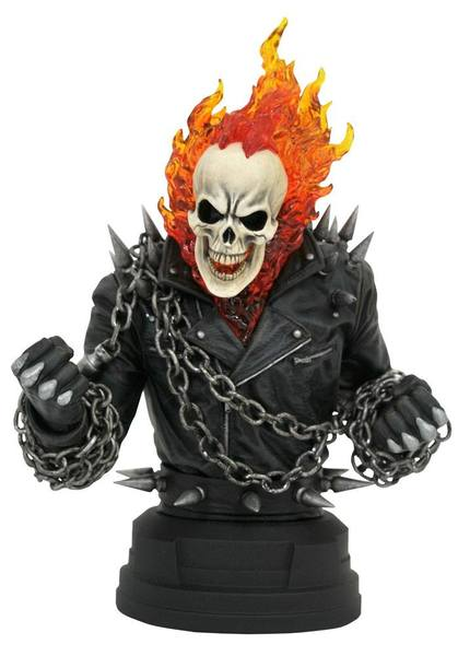 Marvel buste Ghost Rider Gentle Giant