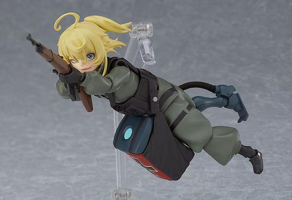 Saga of Tanya the Evil - The Movie figurine Figma Tanya Degurechaff Max Factory