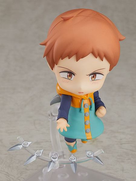 The Seven Deadly Sins: Revival of The Commandments Nendoroid figurine King Good Smile