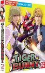 Tiger and bunny coffret 3/4 combo dvd + blu-ray