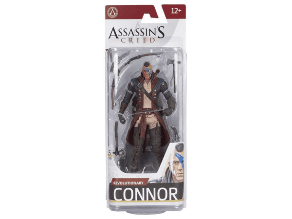 Assassin's Creed Series 5 figurine Connor McFarlane