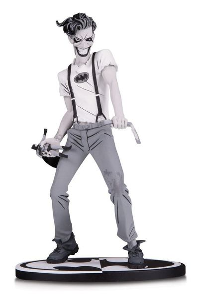 Batman Black & White statue The White Knight Joker by Sean Murphy