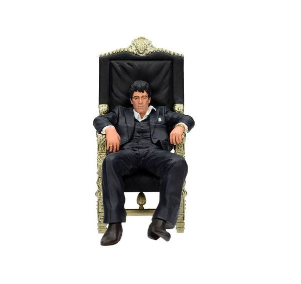 Scarface statue Movie Icons Tony Montana SD Toys